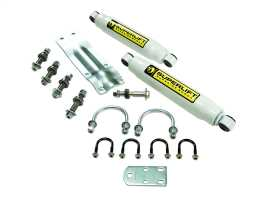 Dual Steering Stabilizer Kit