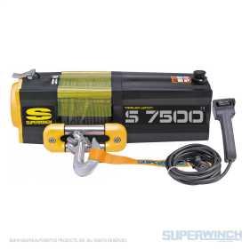 S7500 Winch