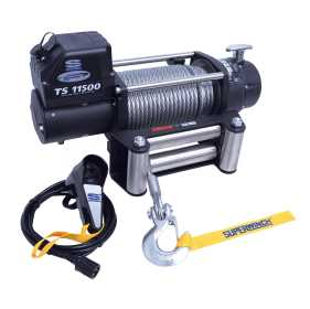 Tiger Shark 11500 Winch