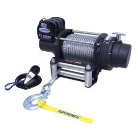 Tiger Shark 15500 Winch