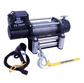 Tiger Shark 9500 Winch