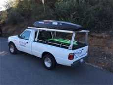 Truck Bed Rack Cab Over Extension Bar