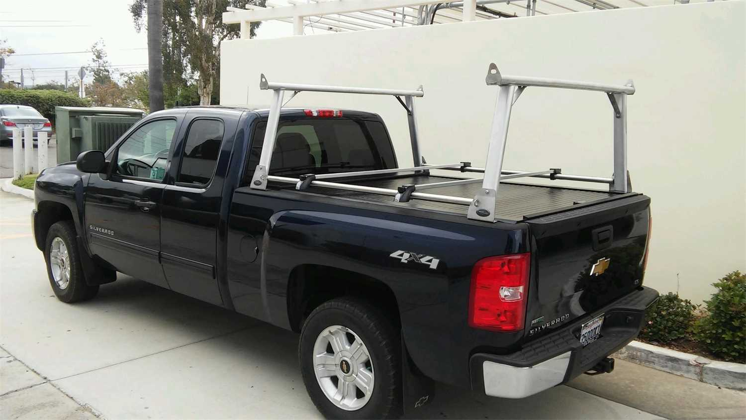Atr001 Truck Covers Usa Secondary Level Crossbars Dave S Tonneau Covers Truck Accessories Llc