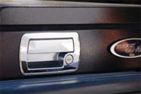 Chrome Handles