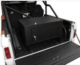 Cargo Security Lockbox