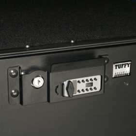 Combo Lock Security Drawers