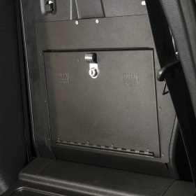 Locking Cubby Cover 331-01