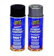 High Heat Spray Coating