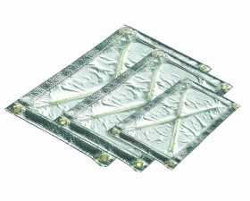 Competition Floor Insulating Mats
