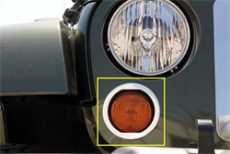 Turn Signal Trim Ring