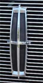Billet Emblem Bolt-On Mounting Plate 19556