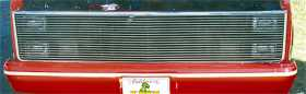 Billet Series Phantom Grille
