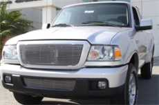 Bumper Valance Grille Insert