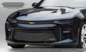 Custom Series Bumper Grille Overlay