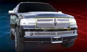 Upper Class Series Mesh Grille Assembly