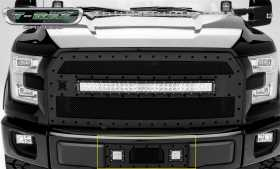 Stealth Torch Series LED Light Bumper Grille
