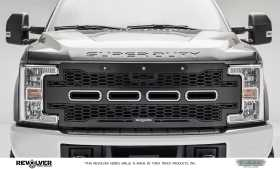 Revolver Series Grille