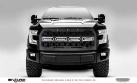 Revolver Series LED Grille 6515741