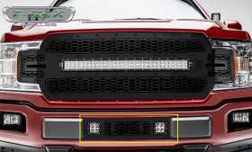 Stealth Laser Torch Series Bumper Grille