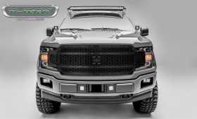 Stealth Laser X-Metal Series Grille