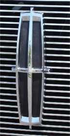 Billet Emblem Bolt-On Mounting Plate
