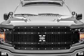 Laser X-Metal Series Grille
