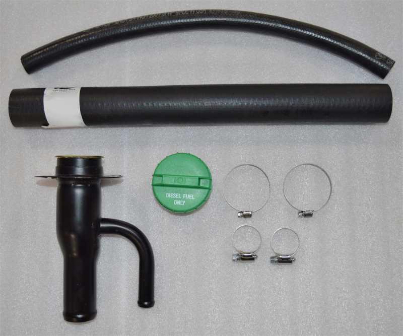 Universal Filler Neck Kit 9900025