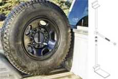 Spare Tire Carrier Mount