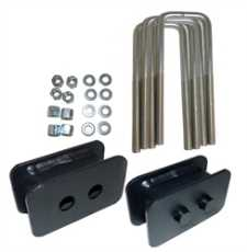 Suspension Block and U-Bolt Kit