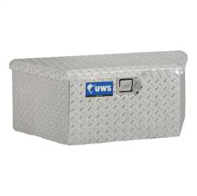 34 in. Trailer Tongue Box with Low Profile