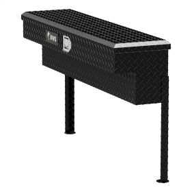 Side Mount Series Single Lid Tool Box TBSM-48-BLK