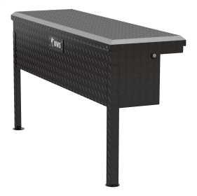 Side Mount Series Single Lid Tool Box TBSM-48-LP-BLK