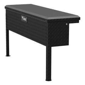 Side Mount Series Single Lid Tool Box TBSM-48-LP-MB