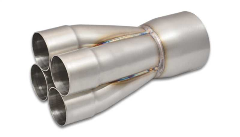 4-1 304 Stainless Steel Merge Collector 10316