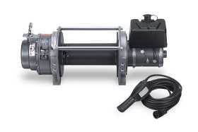 Series 12 DC Industrial Winch