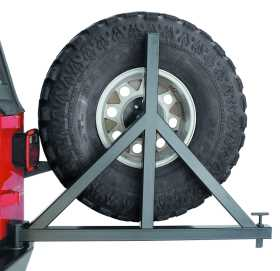 Bumper Tire Carrier