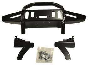 ATV Combination Winch Mounting System and Bumper