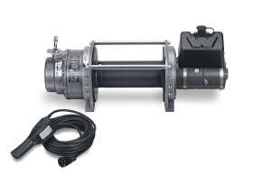 Series 18 DC Industrial Winch
