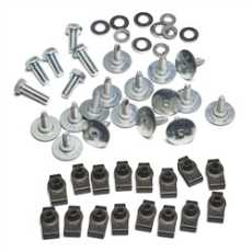 Skid Plate Hardware Kit