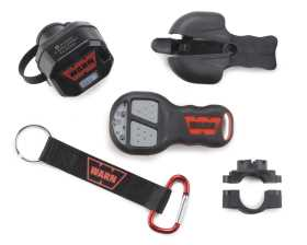 Winch Wireless Control System