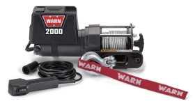 2000 DC Utility Winch