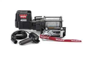 4000 DC Utility Winch