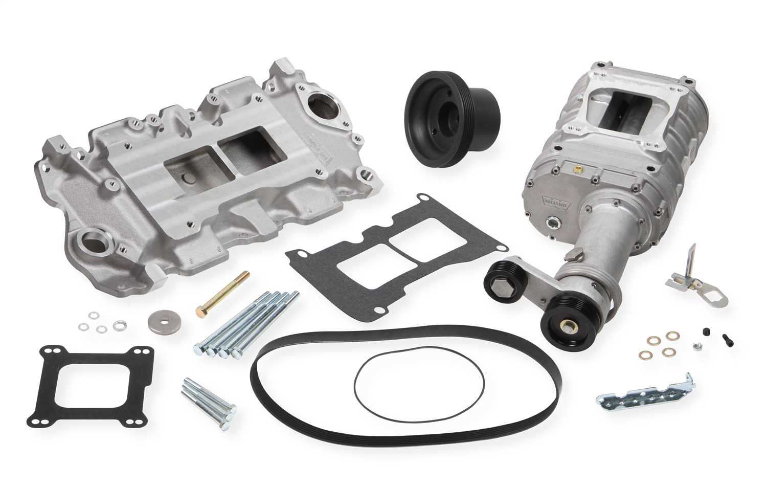 Weiand Pro-Street SuperCharger Kit 6500-1 6500-1