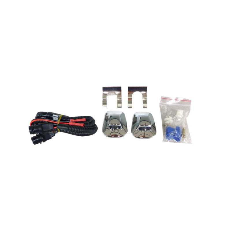 Perfect Match License Plate Light Kit 00007153