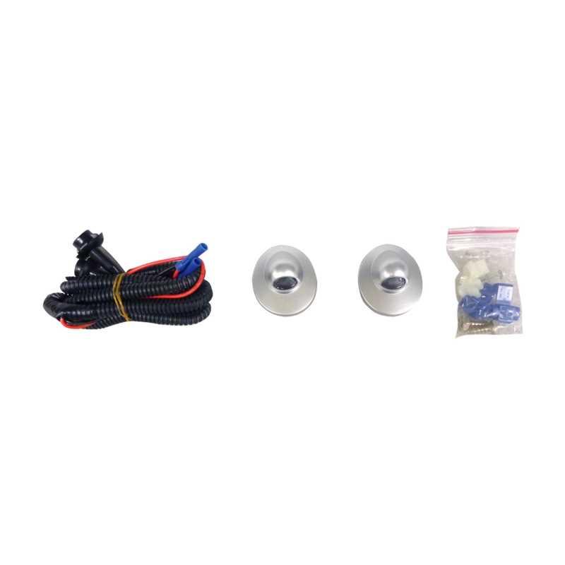 Perfect Match License Plate Light Kit 00007226