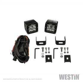 HyperQ LED Auxiliary Light 09-12200B-PR