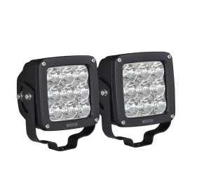 Axis LED Auxiliary Light 09-12219B-PR