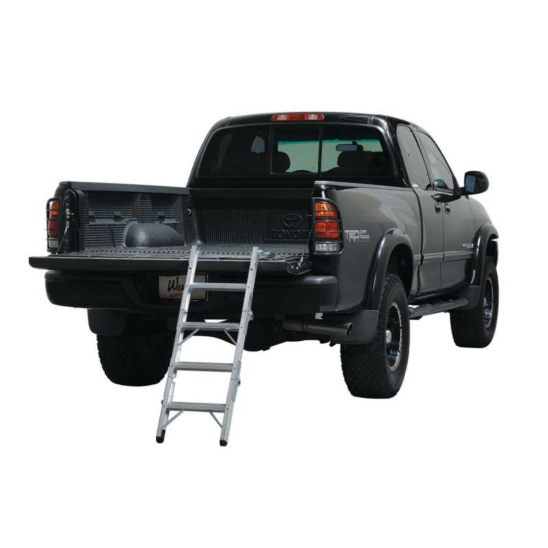 Truck-Pal Tailgate Ladder 10-3000