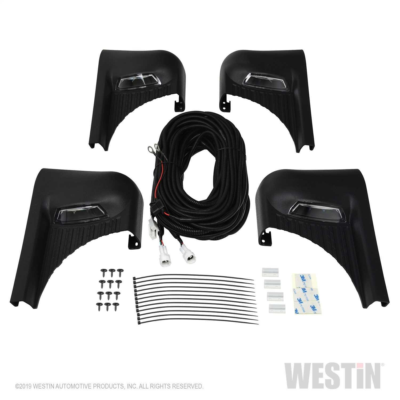 Swell Sure Grip 6 Led Running Board Light Kit Pickup Heaven Wiring 101 Ivorowellnesstrialsorg