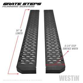 Grate Steps Running Boards